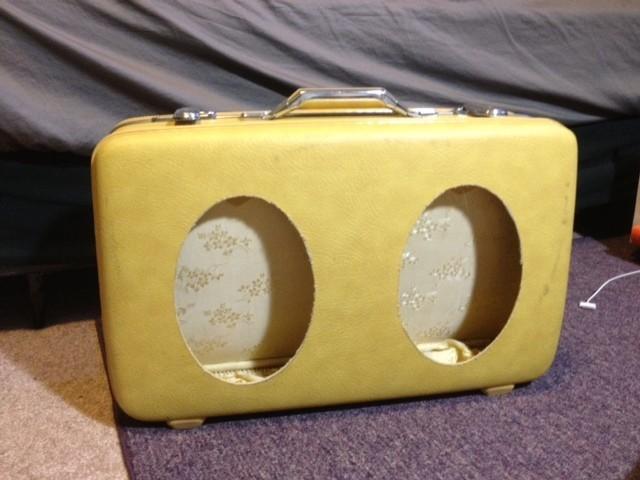 suitcase speakers diy - Diy Virtual Fretboard