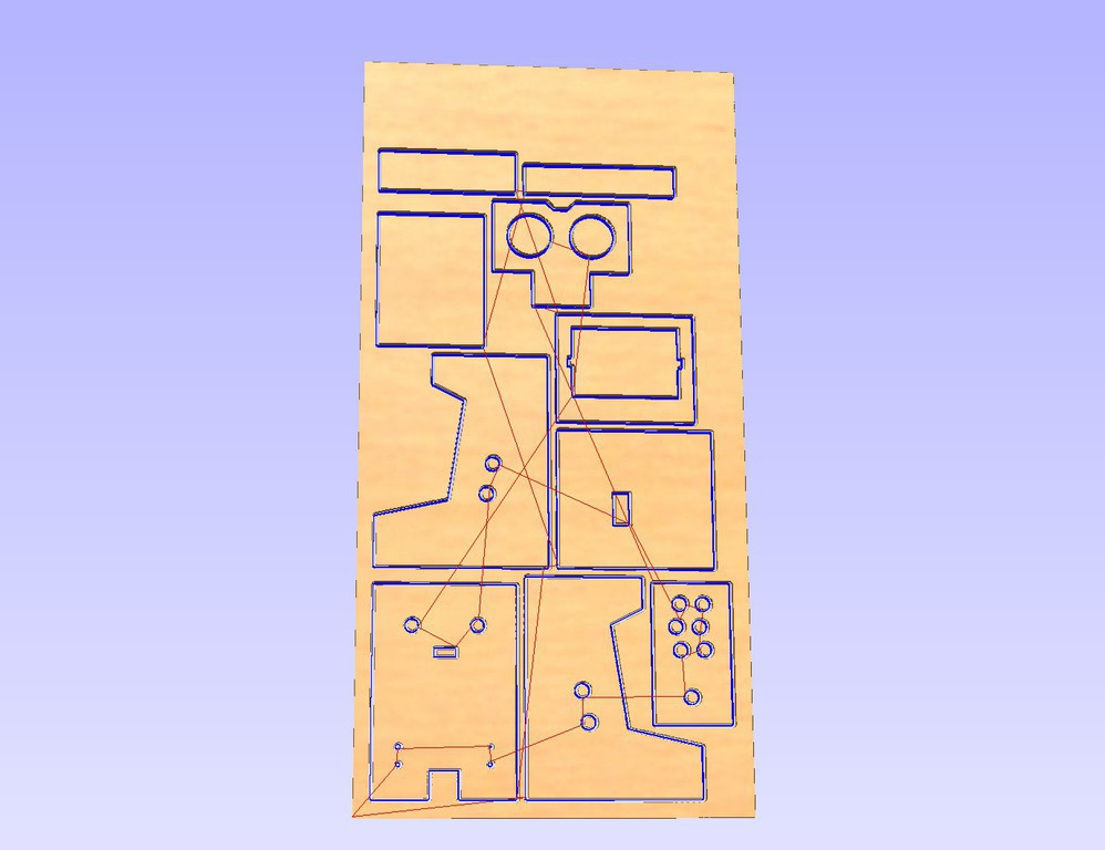 image regarding Printable Arcade Button Template referred to as Do-it-yourself Arcade Cupboard Kits + a lot more. - Do it yourself MiniCade totally free Ideas