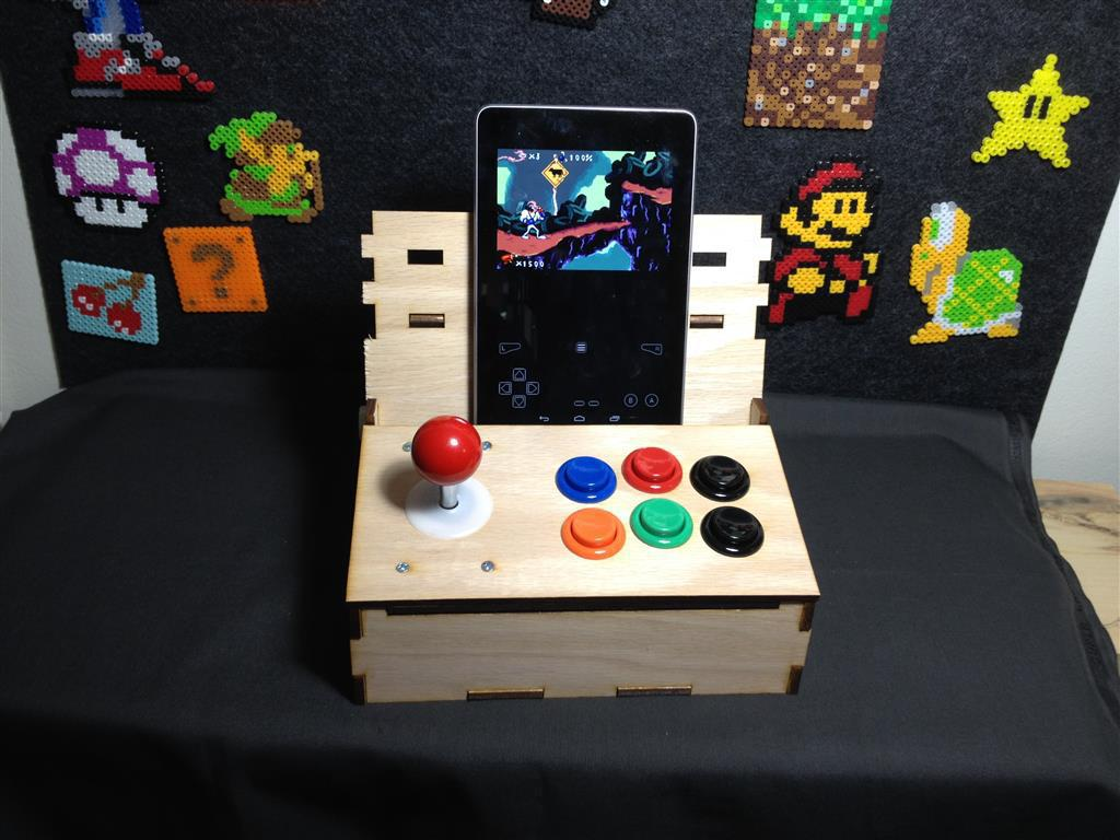 diy raspberry pi arcade kit diy do it your self. Black Bedroom Furniture Sets. Home Design Ideas