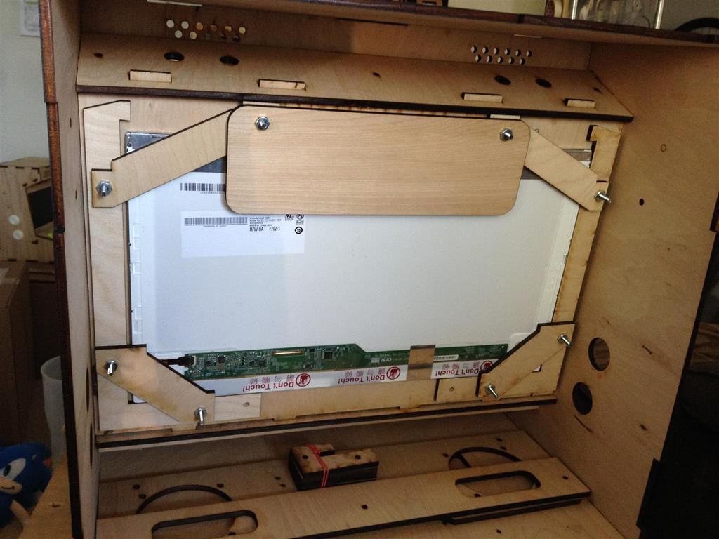 DIY Arcade Cabinet Kits + more  - 2-Player Porta Pi