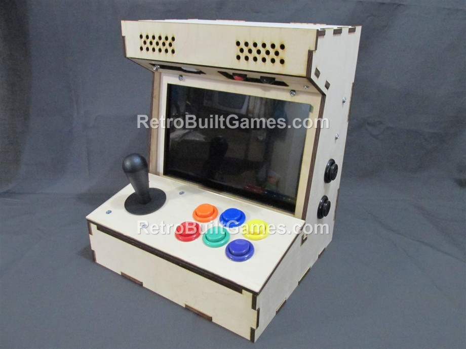 DIY Arcade Cabinet Kits + more  - Porta-Pi Arcade Kit