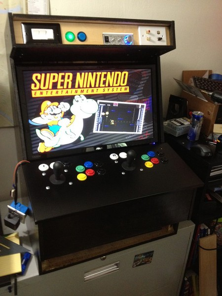 DIY Arcade Cabinet Kits + more. - MAMEs