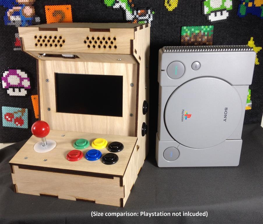 DIY Arcade Cabinet Kits + more  - Porta-Pi Arcade Kit
