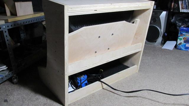 bartop mdf arcade kit