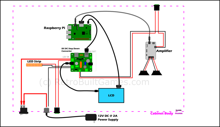Dc 12v Wiring Guide | Schematic Diagram Led Dc Wiring Diagram on led strip wiring diagram, france led wiring diagram, led light wiring diagram,