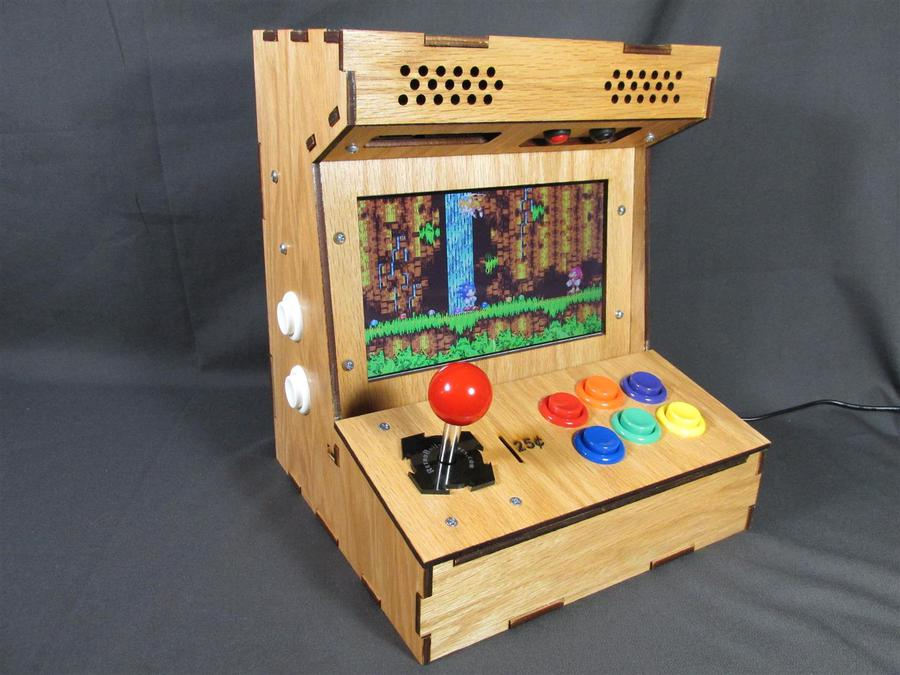 DIY Arcade Cabinet Kits + more. - Porta-Pi Arcade Kit