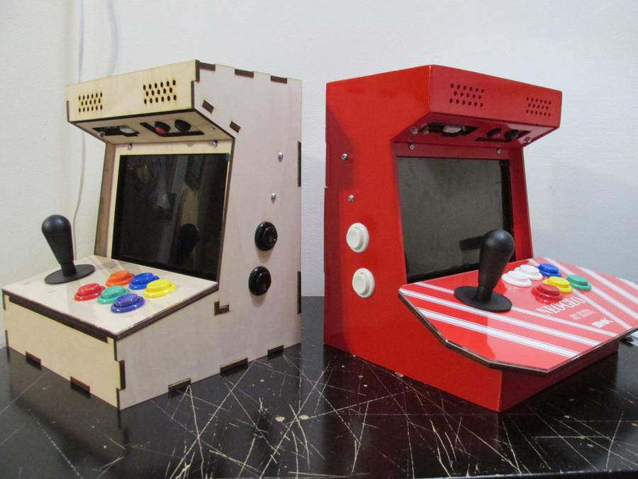 DIY Arcade Cabinet Kits + more. - Painting