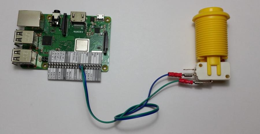 Raspberry pi arcade emulator